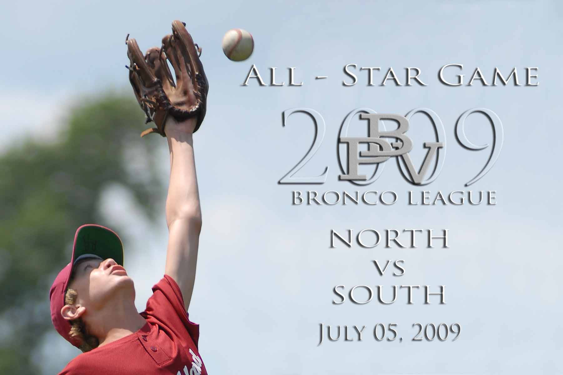 Bronco All Star Game North v South